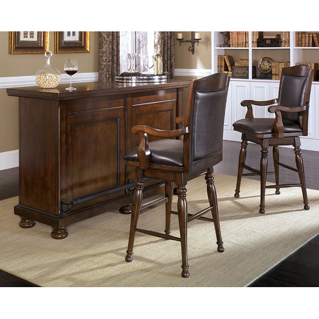porter bar set signature design by ashley furniture furniturepick. Black Bedroom Furniture Sets. Home Design Ideas