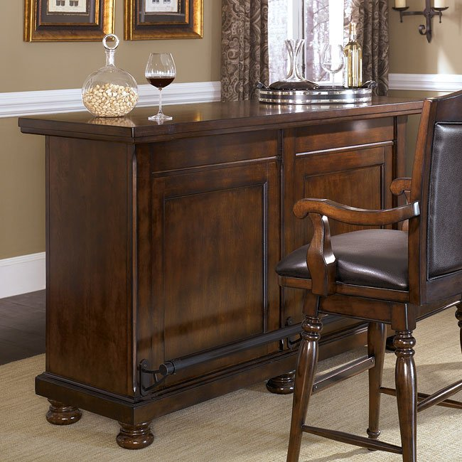Porter Home Bar Signature Design By Ashley Furniture