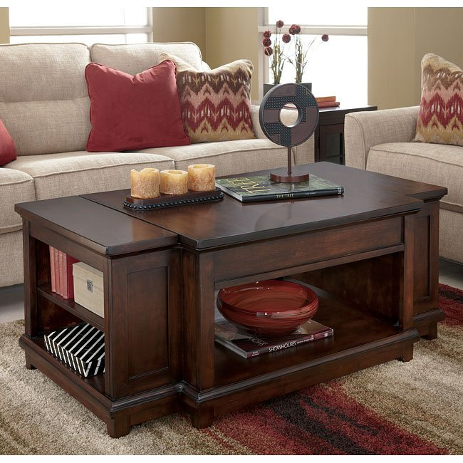 Hodgenville Lift Top Cocktail Table Signature Design by