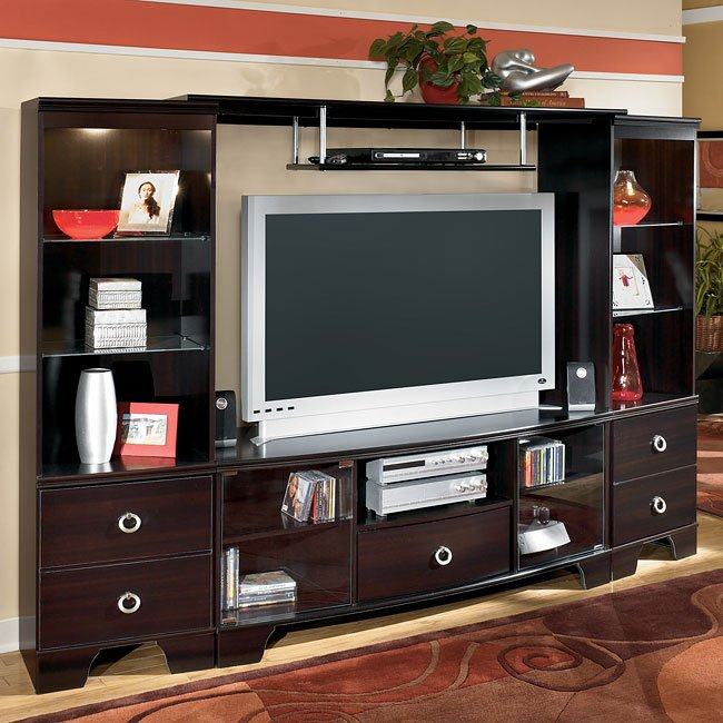 Ashley Furniture Discount Store: Pinella Entertainment Wall Signature Design By Ashley