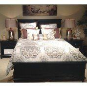 Bedroom set by Ashley furniture